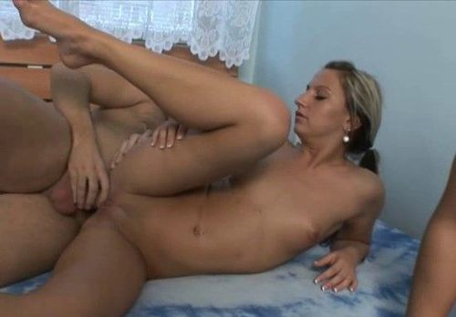 Mature cock in young pussy — 10