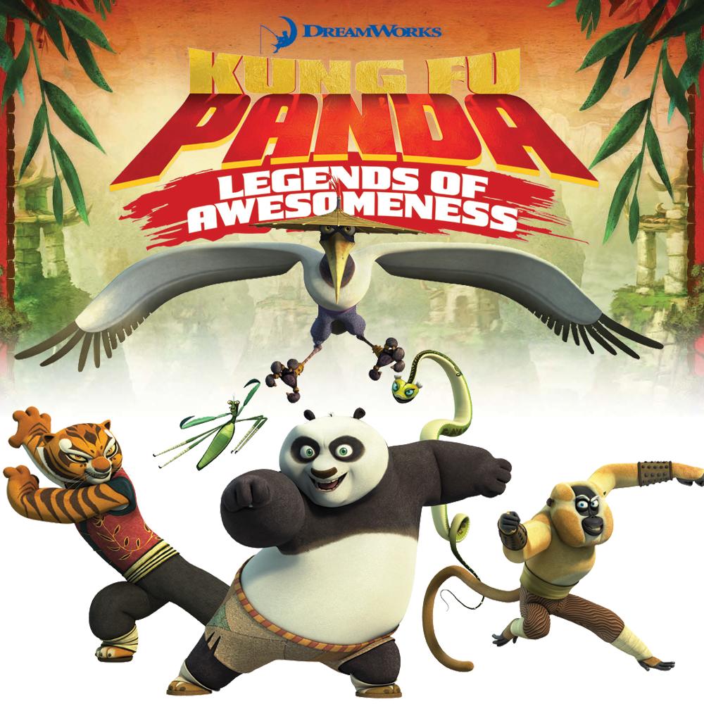 Kung Fu Panda Legends of Awesomeness Season 2 | Nulled World