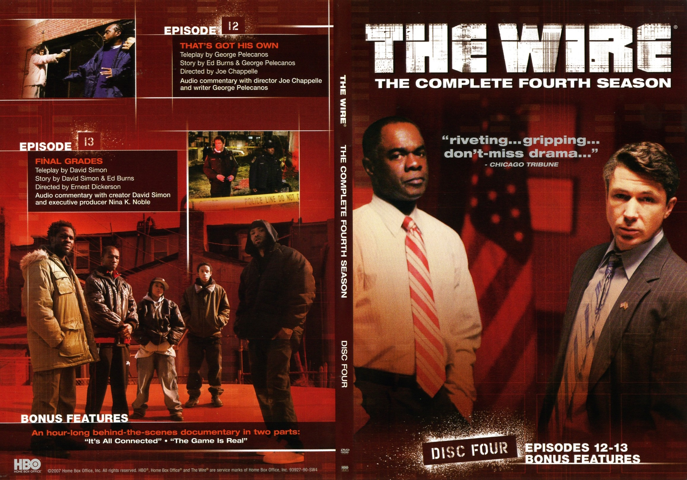 the wire torrent season 1