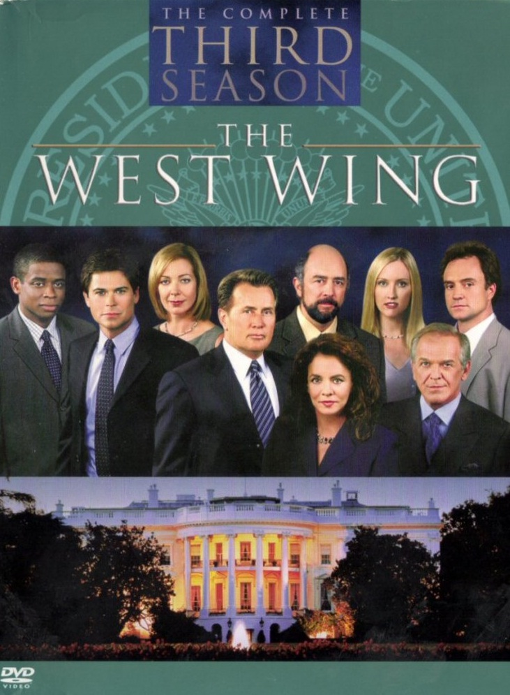 the west wing complete season 3 special extras. Black Bedroom Furniture Sets. Home Design Ideas
