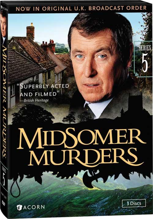 Midsomer Murders Season 3