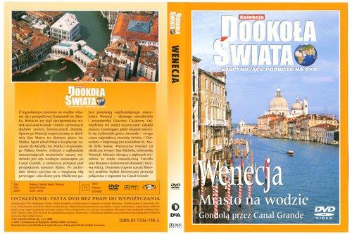 Dooko³a ¦wiata - 017: WENECJA / DVDRip.AVI / Lektor PL