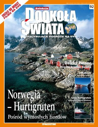 Dooko�a �wiata - 092: Norwegia - Hurtigruten / DVDRip.AVI / Lektor PL