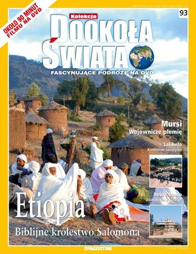 Dooko�a �wiata - 093: ETIOPIA / DVDRip.AVI / Lektor PL