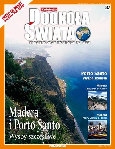 Dooko�a �wiata - 087: MADERA I PORTO SANTO / DVDRip.AVI / Lektor PL