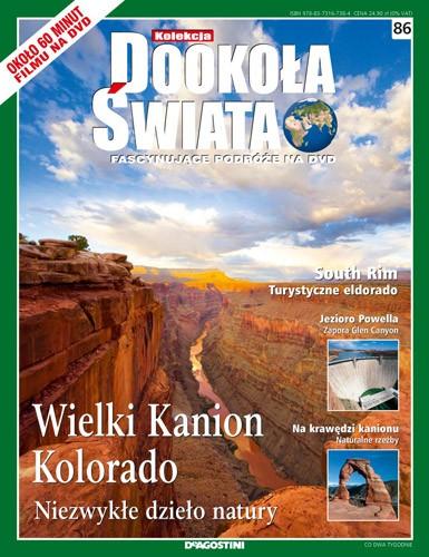 Dooko�a �wiata - 086: Wielki Kanion Kolorado / DVDRip.AVI / Lektor PL