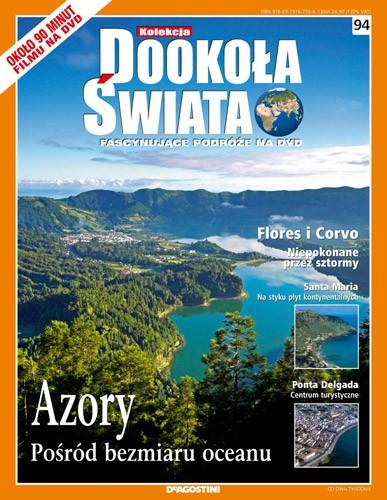 Dooko�a �wiata - 094: AZORY / DVDRip.AVI / Lektor PL