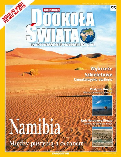 Dooko�a �wiata - 095: NAMIBIA / DVDRip.AVI / Lektor PL