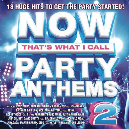 VA - Now Party Anthems Vol.2 (2014)