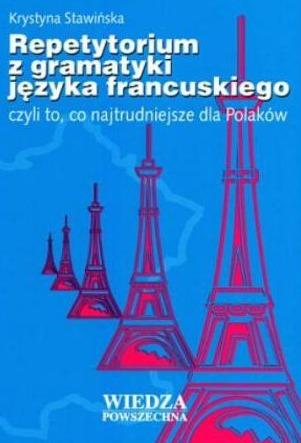 K.Stawi�ska - Repetytorium z gramatyki jezyka francuskiego