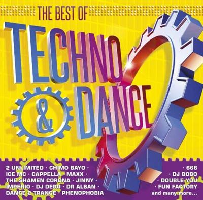 The Best Of Techno & Dance (2014)