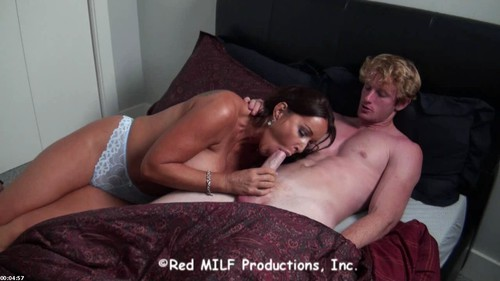Very Red milf productions mom and son
