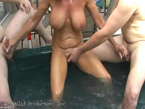 Rachel steele hot tub