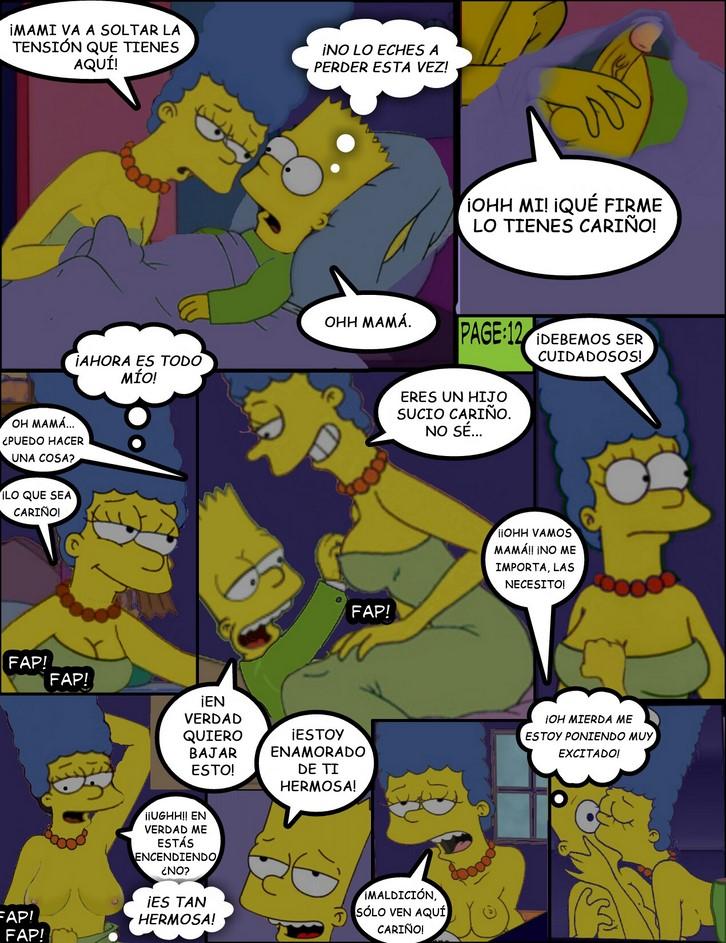 Симпсоны жаркий день комикс порно 49464 фотография