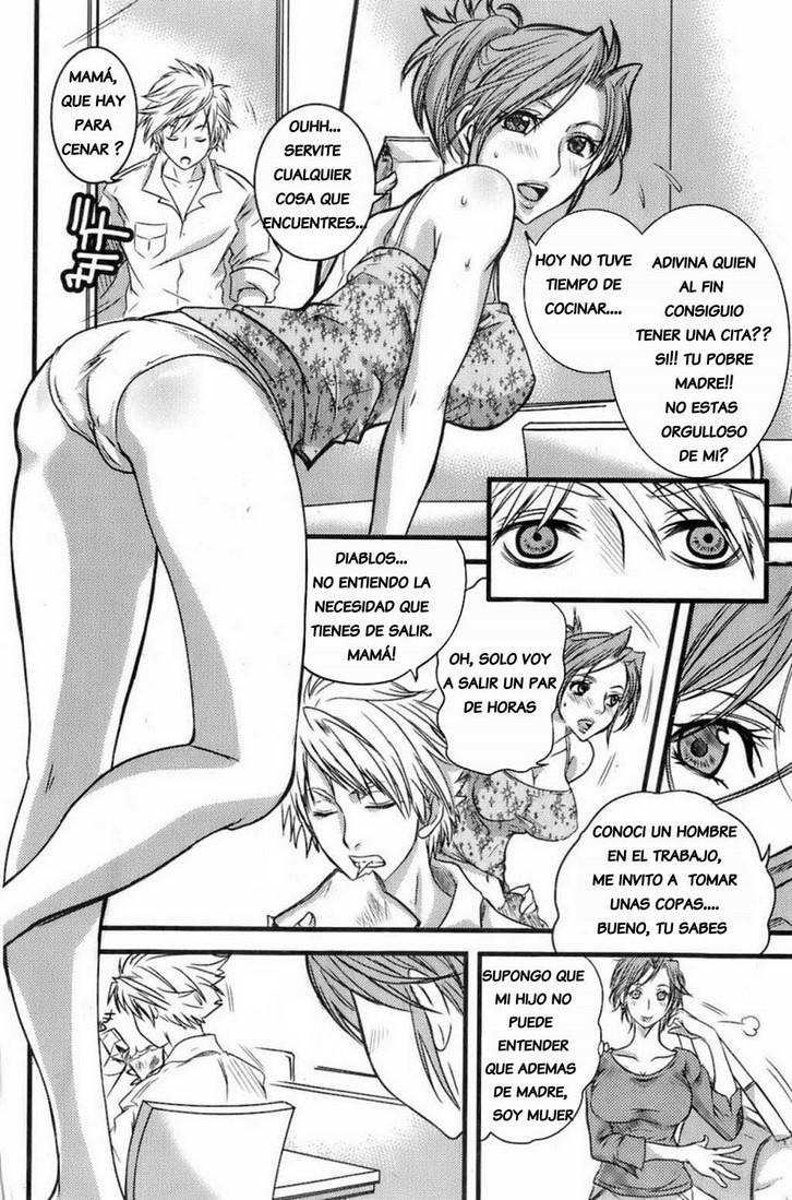 Manga incesto