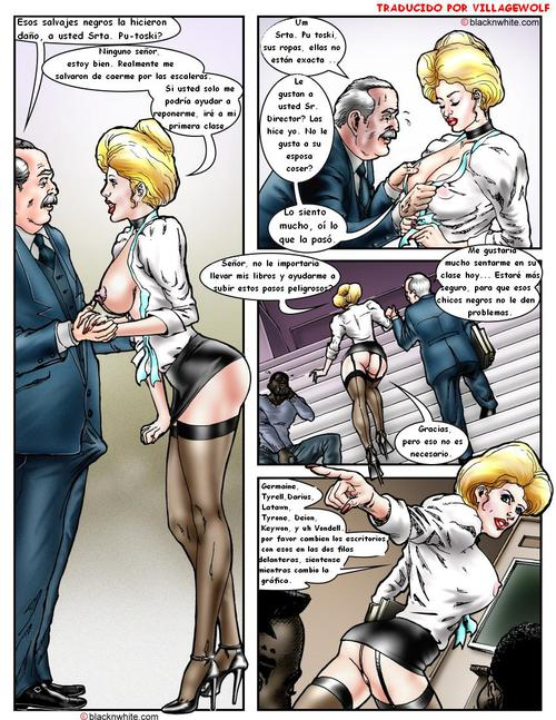 Teacher Porn Comics
