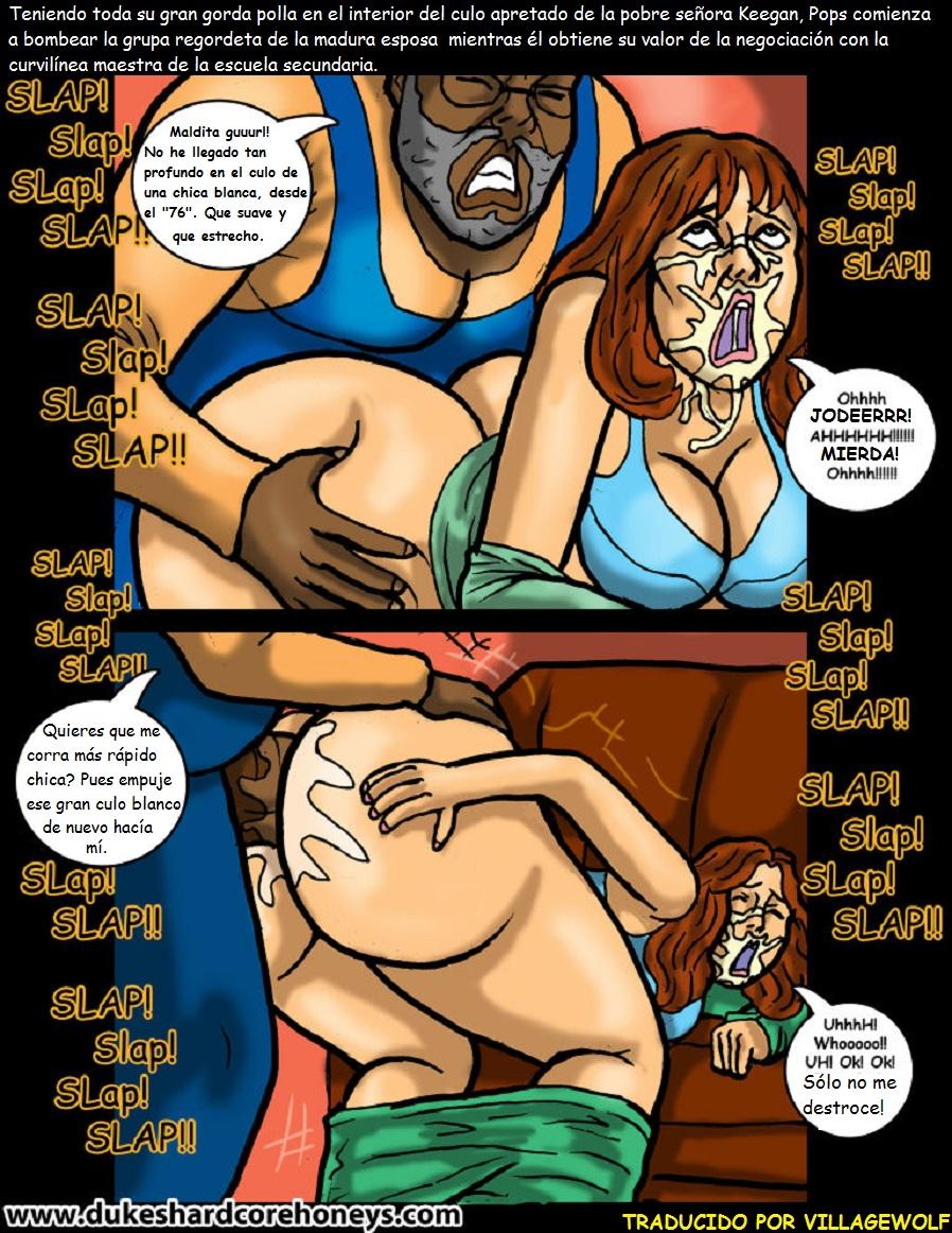 dukes hardcore comics