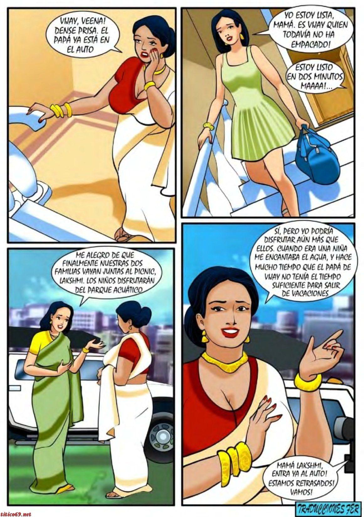 Vid Tamil incest comics