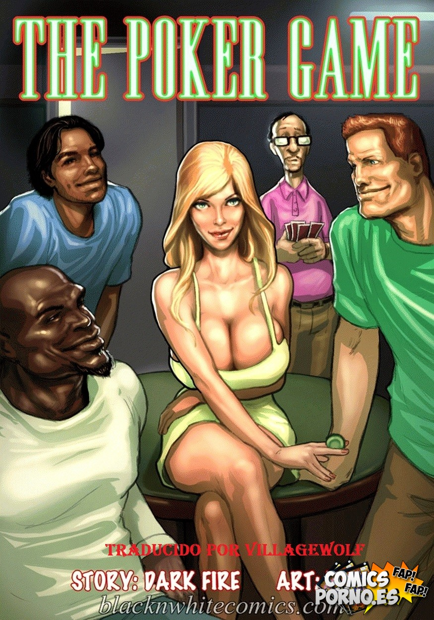 The Poker Game 2 (Interracial)