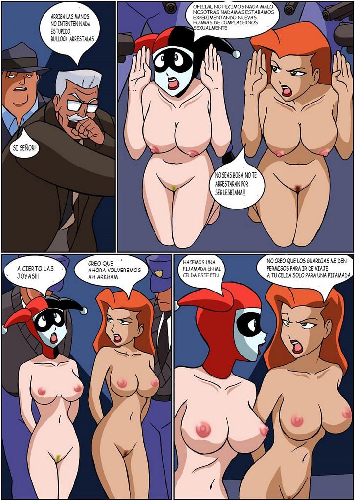 Порно комиксы харли квинн 17787 фотография