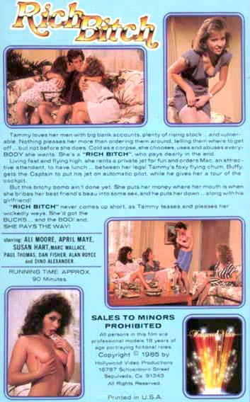 Rich Bitch (1985)