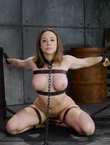 Chanel Preston sexually disgraced, tag teamed by cock