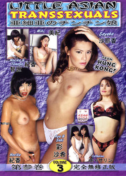 Little Asian Transsexuals 3 (2001)