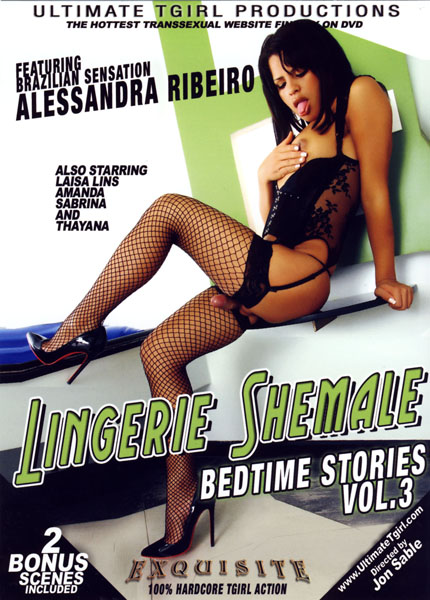Lingerie Shemale Bedtime Stories 3 (2009)