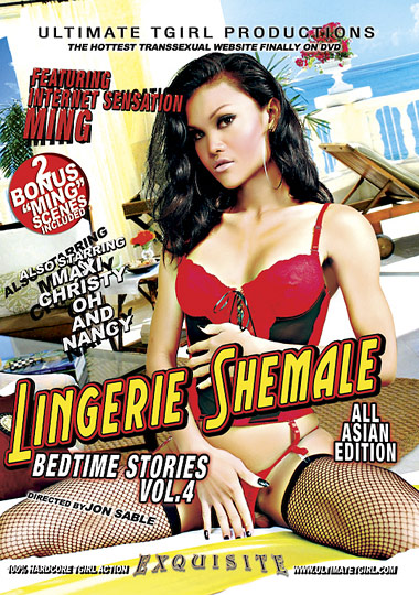 Lingerie Shemale Bedtime Stories 4 - All Asian Edition (2009)