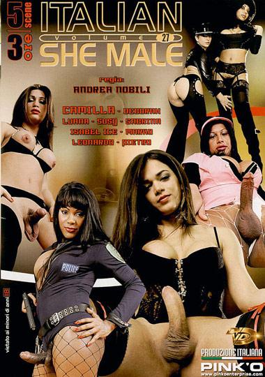 Italian She-Male 27 (2008)