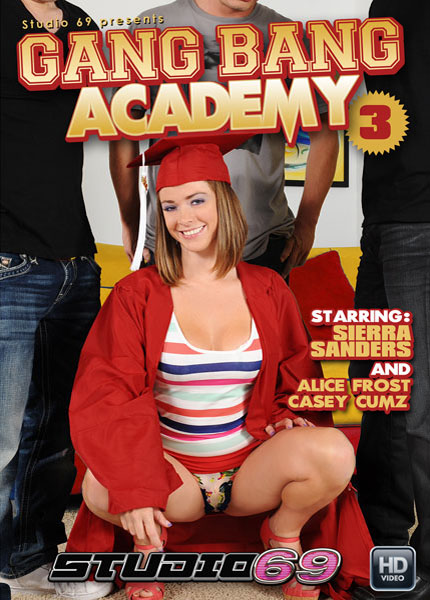 Gang Bang Academy 3 (2014)