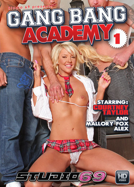 Gang Bang Academy (2014)