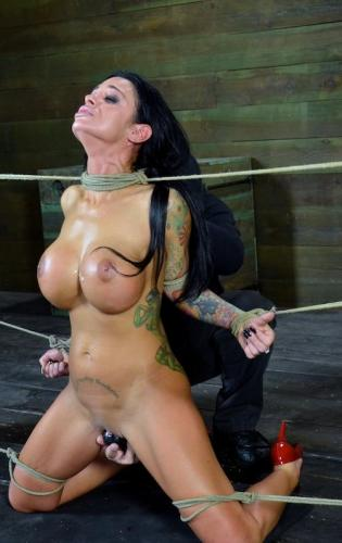 bondage anal cream pie
