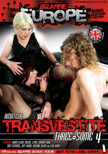 Amateur Transvestite Three-Some 4 (2011)