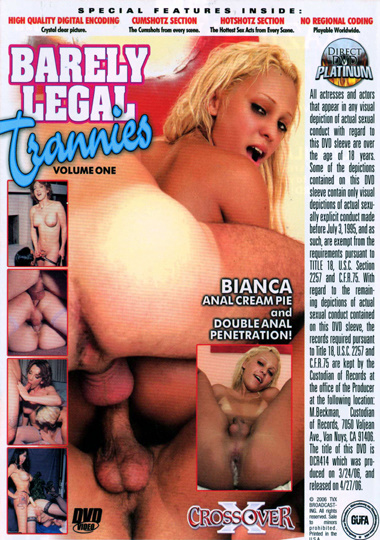 Barely Legal Trannies (2006)