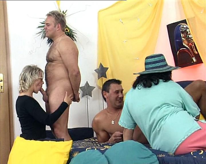 Three mature sluts Gerta