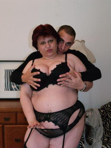 A lucky guy hooks up with two horny