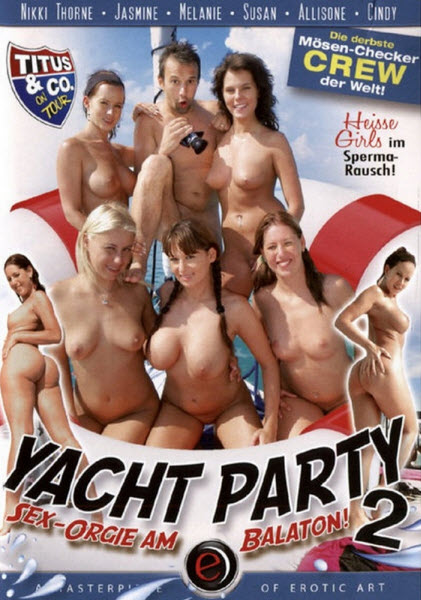 Yacht Party - Sex Orgie am Balaton 2 (2014)