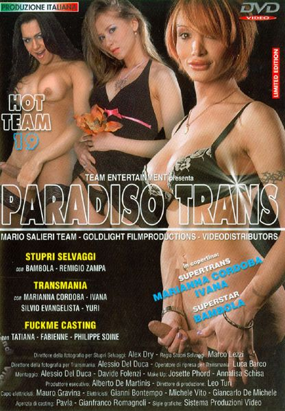 International Hot Team 19 - Paradiso Trans (2009)