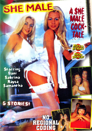 A She Male Cocktale (2001)