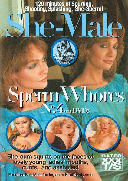 She-Male Sperm Whores 4 (2001)