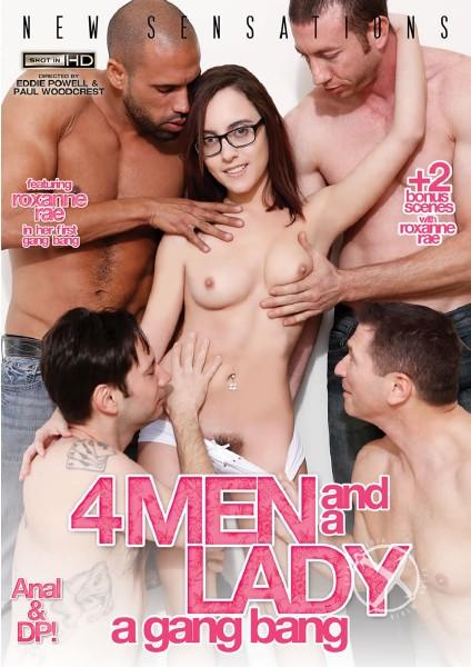 4 Men And A Lady A Gang Bang (2014)