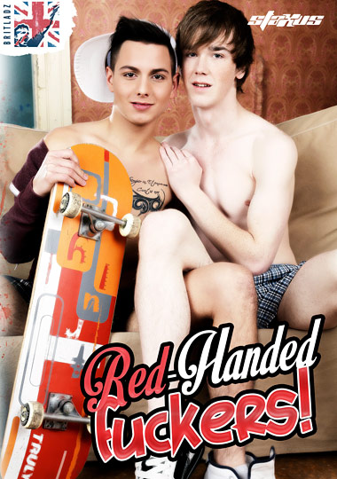 Brit Ladz: Red Handed Fuckers (2014)