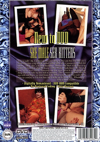 She Male Sex Kittens (2005)