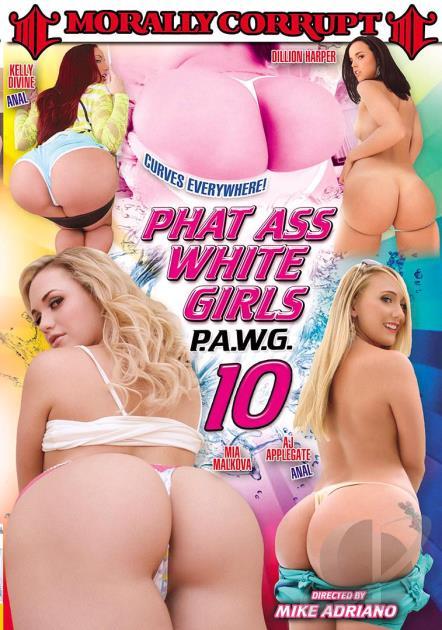 Phat Ass White Girls 10 (2014)