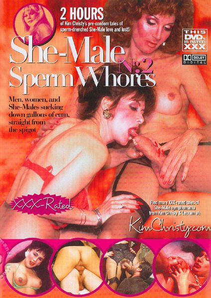 She-Male Sperm Whores 2 (2001)