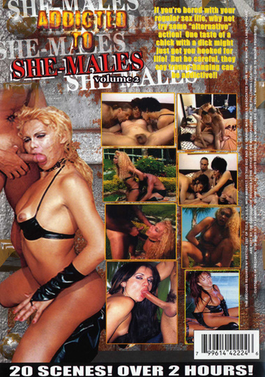 Addicted To She-Males 2 (2007)