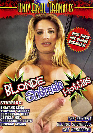 Blonde Shemale Hotties (2010)