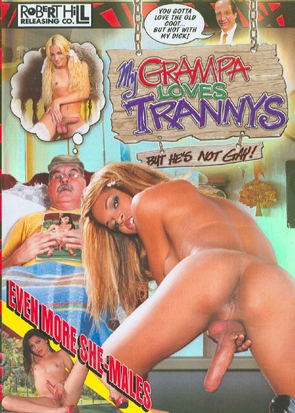 My Grampa Loves Trannys But He's Not Gay! (2005)