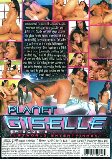 Planet Giselle 5 (2006)